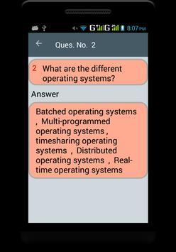 Technical Interview Q&A screenshot 4