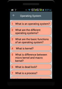 Technical Interview Q&A screenshot 5