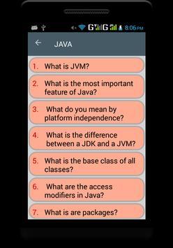 Technical Interview Q&A screenshot 2