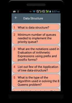 Technical Interview Q&A screenshot 3