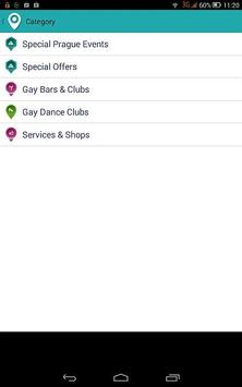 Queer Prague City Guide apk screenshot