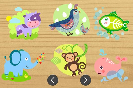 Fairy Tales Puzzle For Kids apk screenshot