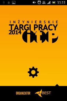 ITP Inżynierskie Targi Pracy poster