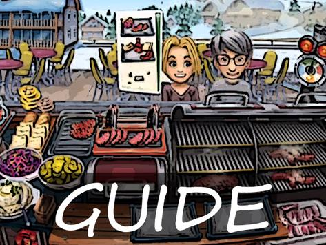 Guide Cooking Fever poster