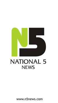 National 5 News apk screenshot