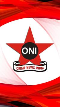 ONI NEWS INDIA poster