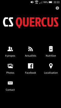 Centre Sportif Quercus apk screenshot