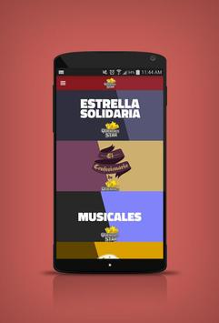 Queremos Star apk screenshot