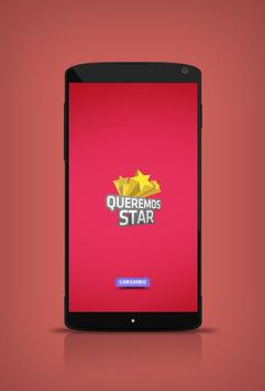 Queremos Star poster