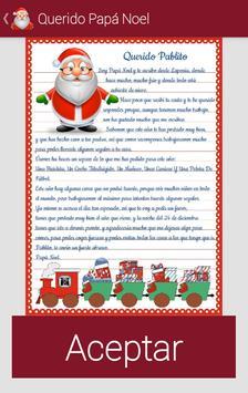 Querido Papa Noel (Carta casa) screenshot 4