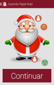 Querido Papa Noel (Carta casa) poster