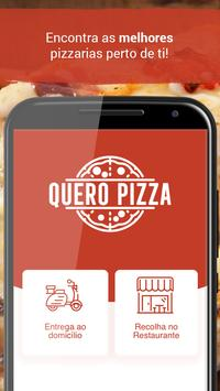 QueroPizza Takeway Delivery poster