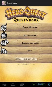 HeroQuest, un-official app captura de pantalla 5