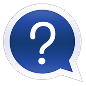 Questions for WhatsApp icon