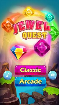 Jewels Quest 2018 poster