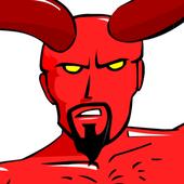 Talking Diablo - Scary icon