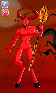 Talking Diablo - Scary apk screenshot