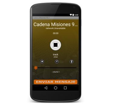 Cadena Misiones 93.7 screenshot 2