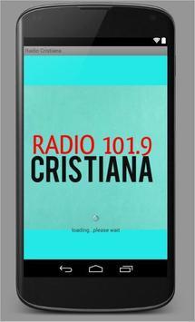 Radio Cristiana 101.9 poster
