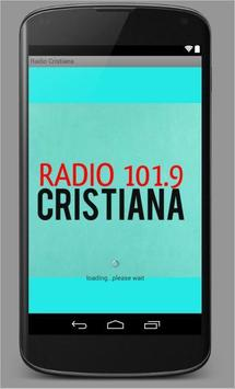 Radio Cristiana 101.9 screenshot 1