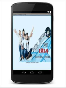 Radio Sonido Junior apk screenshot