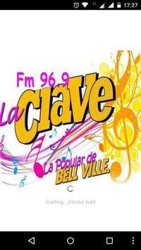 Fm La Clave poster