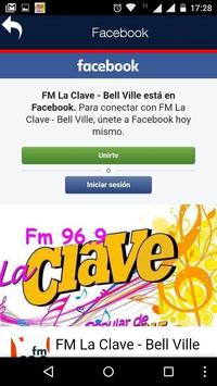Fm La Clave screenshot 1