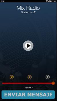 Mix Radio 101.1 apk screenshot