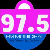 Fm Municipal 97.5 Los Telares icon