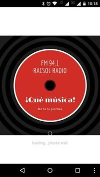 Racsol Radio apk screenshot