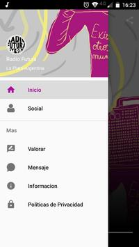 Radio Futura screenshot 2