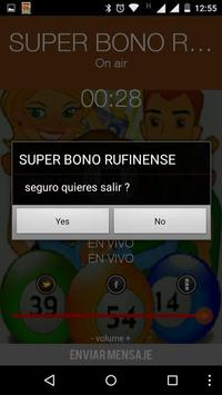 Super Bono Rufinense apk screenshot