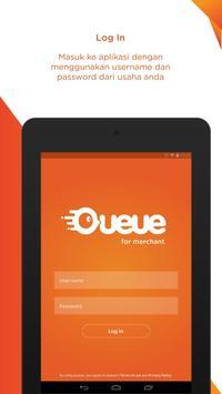 Queue for Merchant screenshot 1