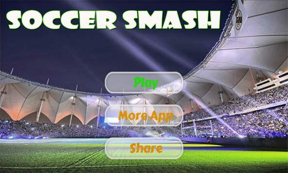 Soccer Smash poster