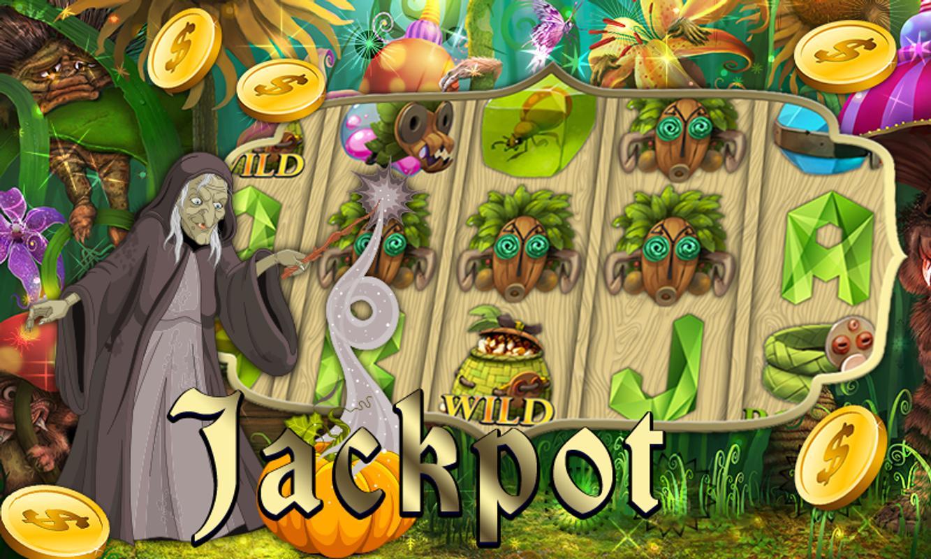 forest slot machine free