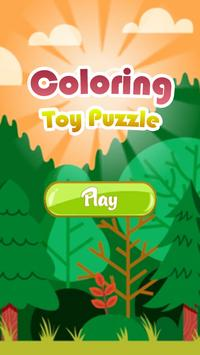 Coloring Toy Puzzle poster