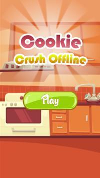 Cookie Offline Crush poster