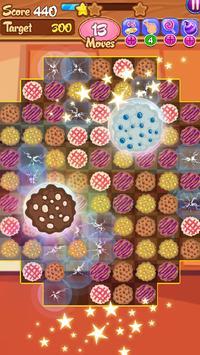 Cookie Offline Crush apk screenshot