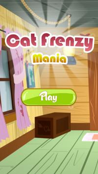 Cat Frenzy Mania poster
