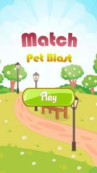 Match Pet Blast poster