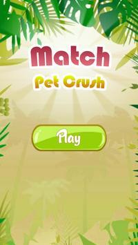 Match Pet Crush poster