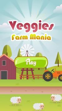 Veggies Farm Mania poster