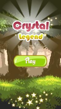 Crystal Legend poster