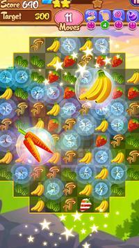 Fruit Farm Crush apk screenshot