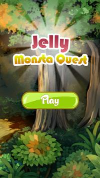 Jelly Monsta Quest poster