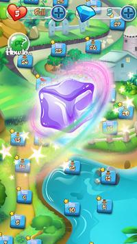 Jelly Mania Crush screenshot 1