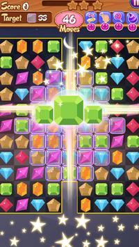 Offline Jewel Blast screenshot 2