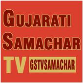 e-GS TV Gujarati Samachar LIVE icon