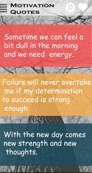 Inspirational Quotes and Motivational Quotes poster