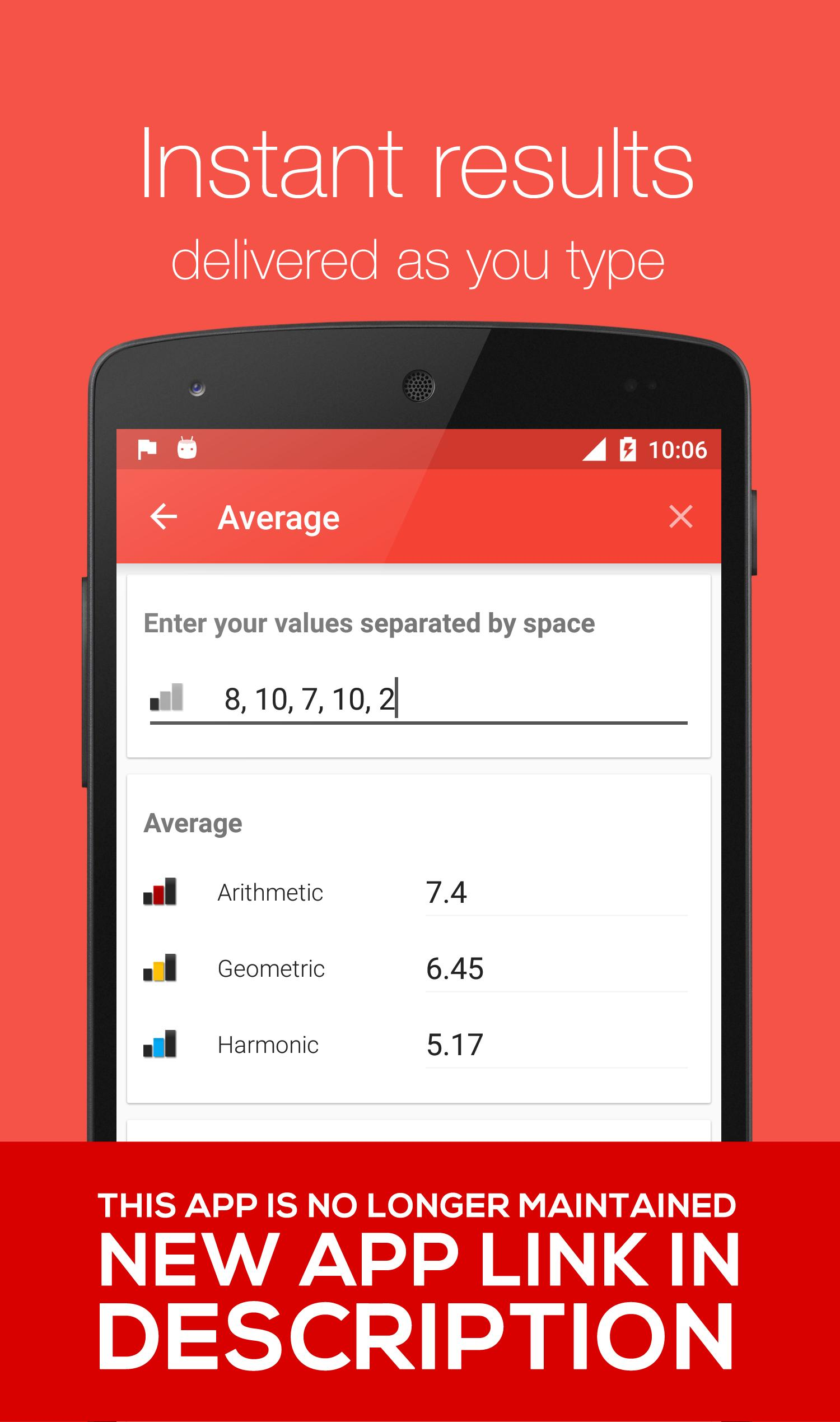 All-in-One Calculator [OLD] for Android - APK Download